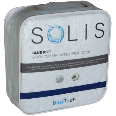 Picture of Blue Ice Twin Extra Long Mattress Protector