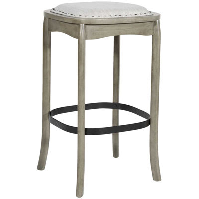 "Picture of Senna 30"" Antique Grey Bartstool"