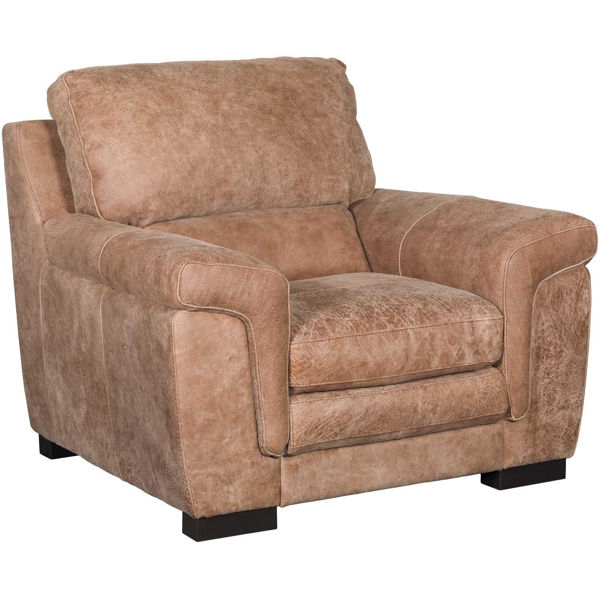 Picture of Knox Italian All-Leather Chair