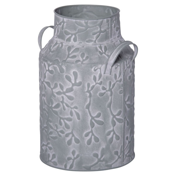 Picture of Metal Grey Canister
