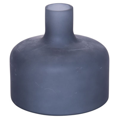 Picture of Blue Glass Vase