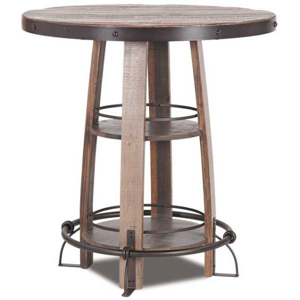 Picture of Antique Bistro Metal Table