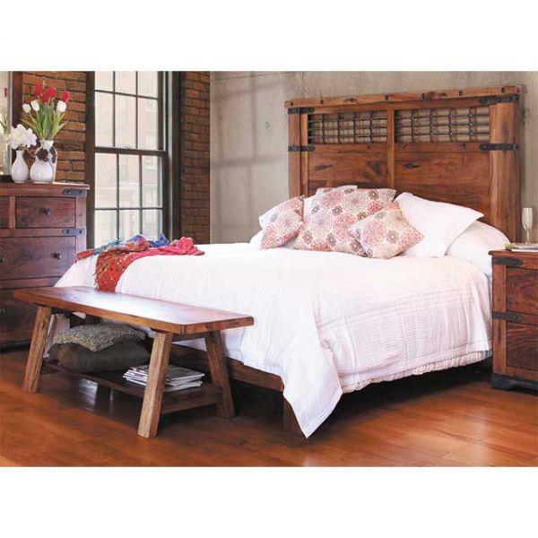 Picture of Parota Queen Platform Bed
