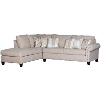 Picture of Dovemont 2PC Sectional with LAF Chaise