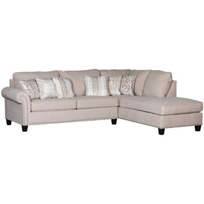 Picture of Dovemont 2PC Sectional with RAF Chaise