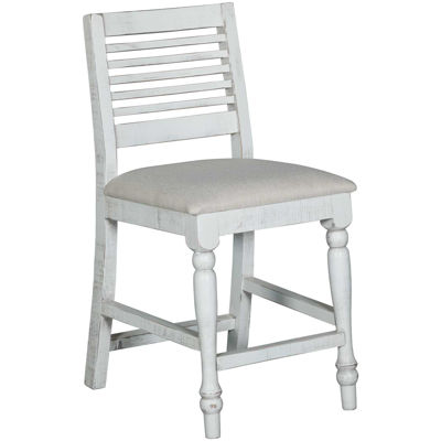 Picture of Stone 24 Inch Ladderback Barstool