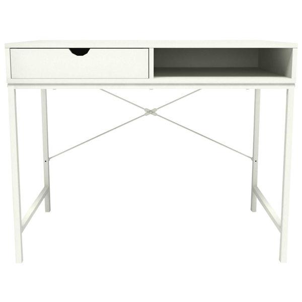 Picture of Liverpool White Open Desk