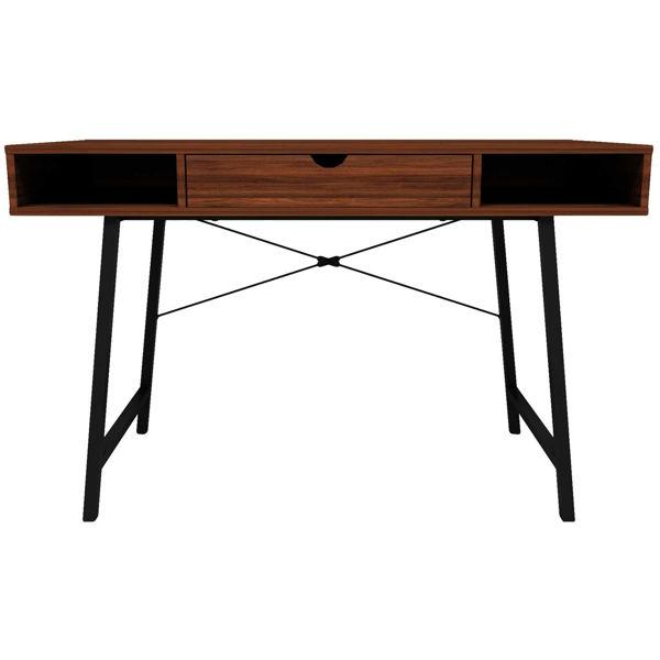 Picture of Paris Black Open Desk