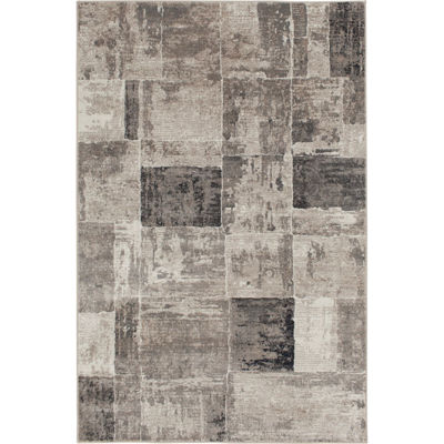 Picture of Peyton Grey Cement 5x8 Rug