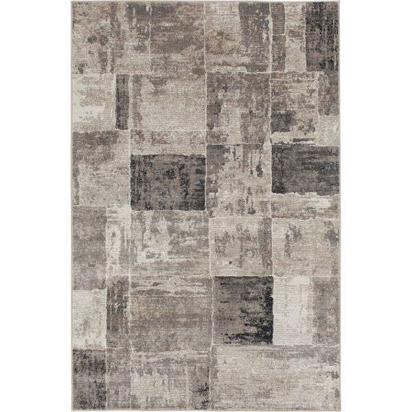 Picture of Peyton Grey Cement 8x10 Rug