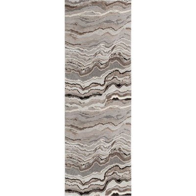 Picture of Lime Springs Minerals 2x7 Rug