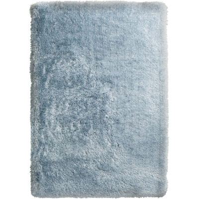 Picture of Shimmer Shag Ice Blue Rug 5x8 Rug