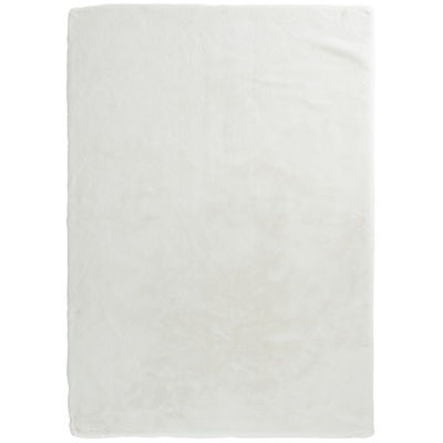 Picture of Brinley Ivory Soft Shag 5x7 Rug