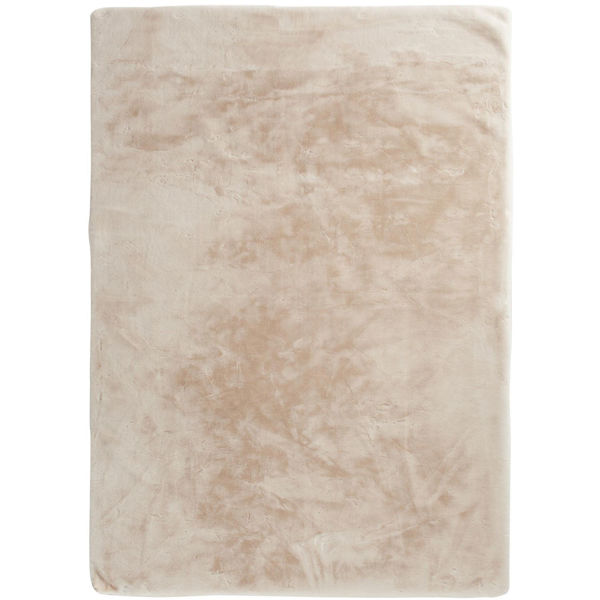 Picture of Brinley Beige Soft 5x7 Shag