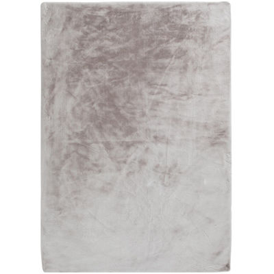 Picture of Brinley Grey Soft Shag 8x10 Rug