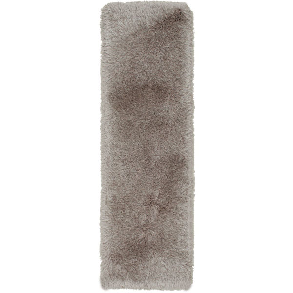 Picture of Shimmer Shag Platin Champagne 2x7 Rug