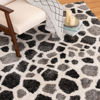 Picture of Olena White Sand/Iron 5x7 Rug