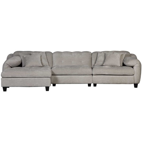 Picture of Bowie 3PC P2 Sectional with LAF Chaise