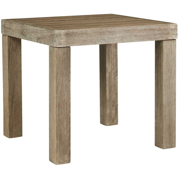 Picture of Silo Point Square End Table