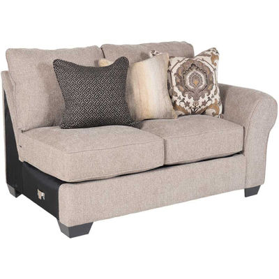 Picture of Taupe RAF Loveseat