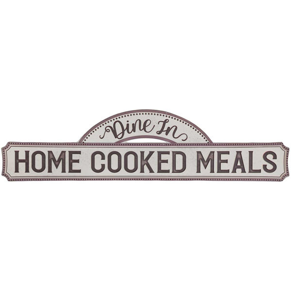 Picture of Home Cooked Meals Sign