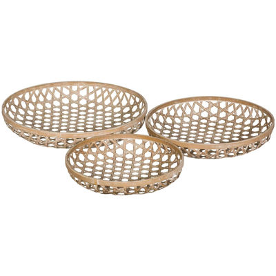 Picture of Set 3 Natural Baskets