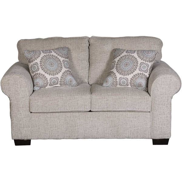 Picture of Charisma Linen Loveseat