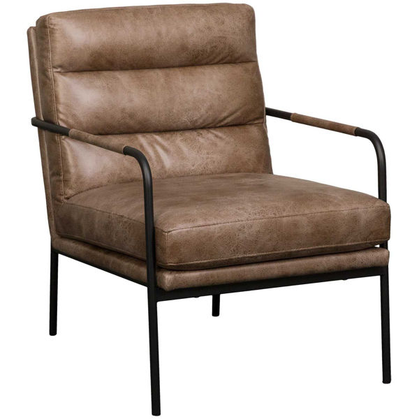 Picture of Coburn Metal Accent Chair