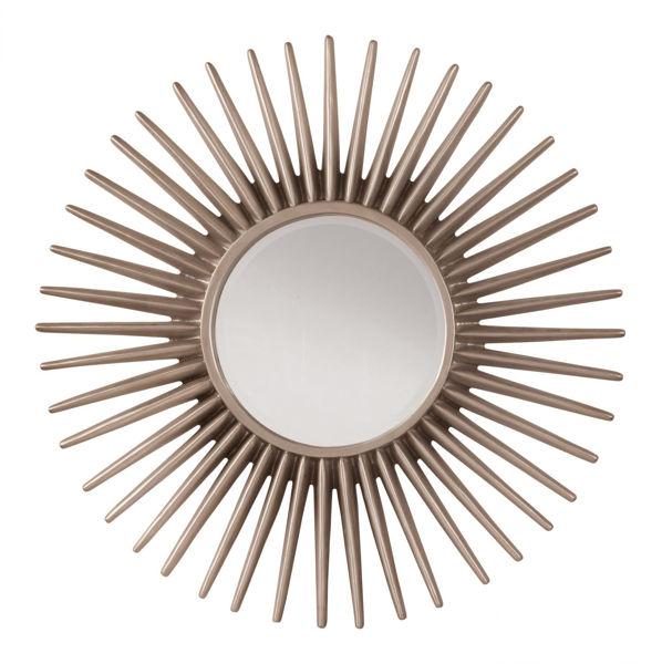 Picture of Ella Beveled Starburst Mirror