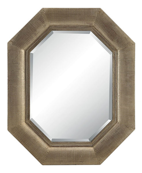 Picture of Maselle Octagonal Style Mirror
