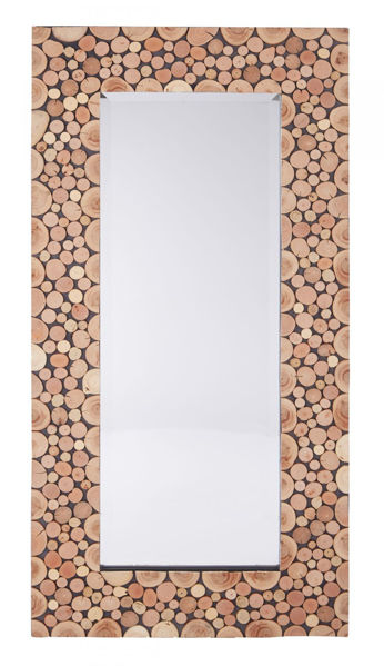 Picture of Grove Wooden Wall Mirror