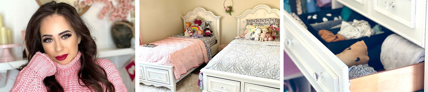 Blogger Spotlight | Kids Shared Bedroom with Life Through Mama Eyes