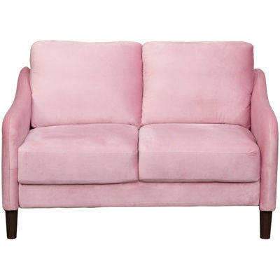 Picture of Lotus Blush Loveseat