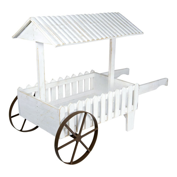 Picture of Flower Cart Planter