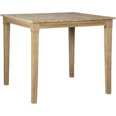 Picture of ClarView Outdoor Square Bar Table
