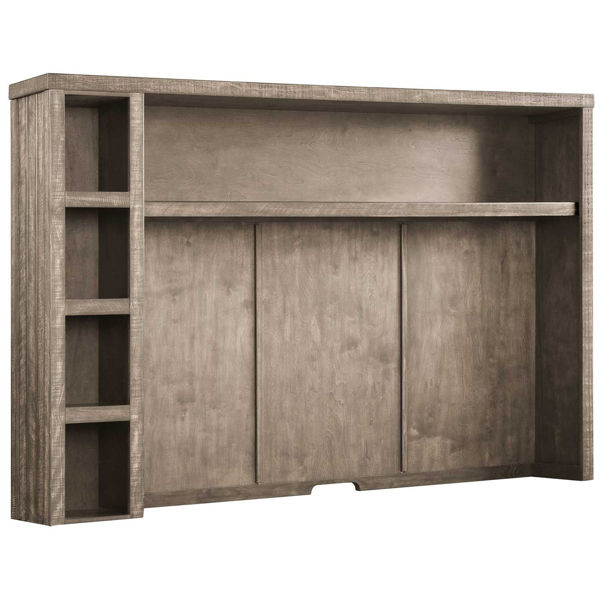 Picture of Tempe Grey Hutch and Back Panel