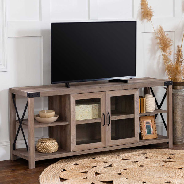 Picture of Clover Gray TV Stand
