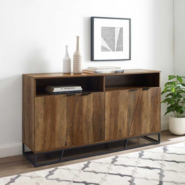 Picture of Ian Dark Wood Buffet/Sideboard