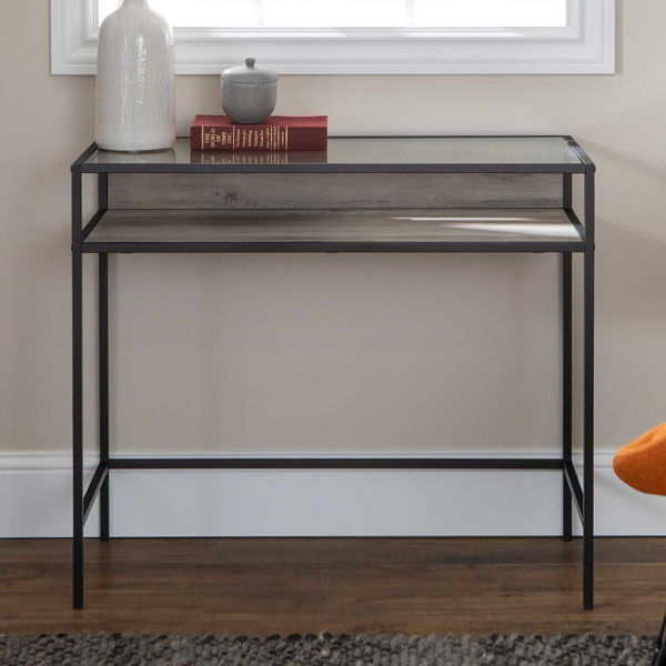 Picture of Jersey Gray Writing Desk