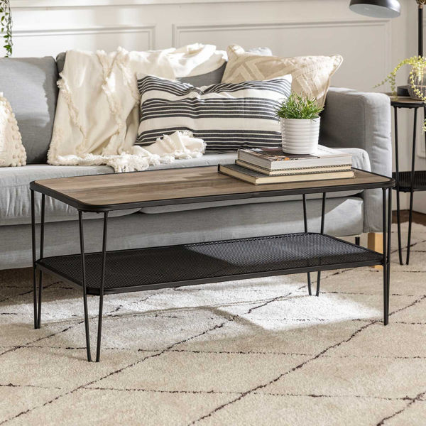 Picture of London Gray Coffee Table