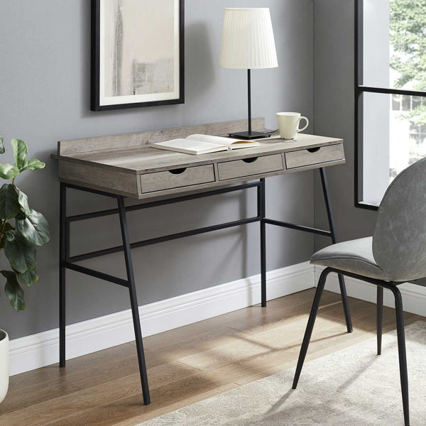 Picture of Marvin Gray Writing Desk