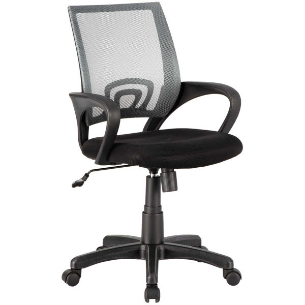 Picture of Office Chair Gray Mesh/Fabric