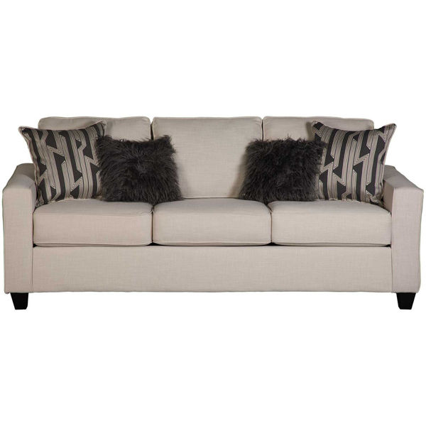 Picture of Lynx Linen Sofa