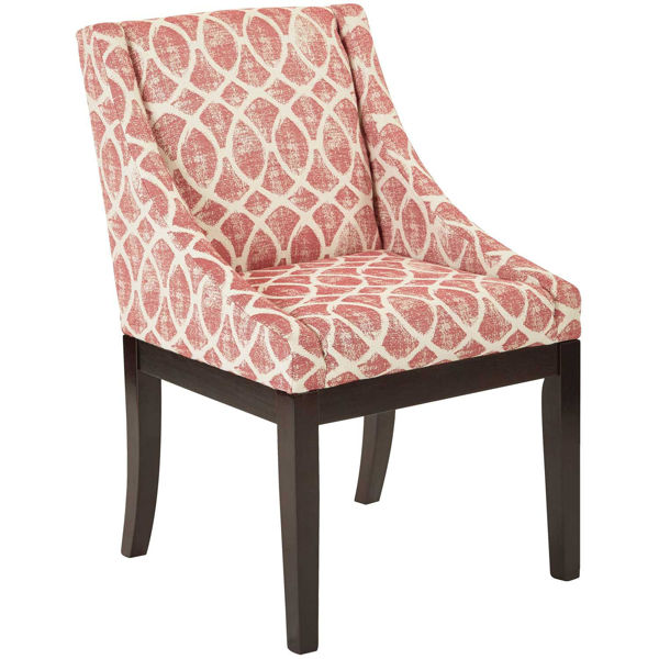 Picture of Monarch Geo Brick Accent Chair