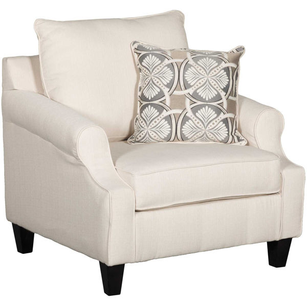 Picture of Bay Ridge Cream Chair