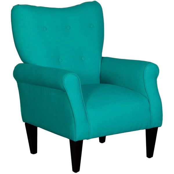 Picture of Beck Teal Accent Chair