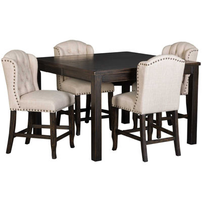Picture of Ivie 5 Piece Counter Height Dining Set