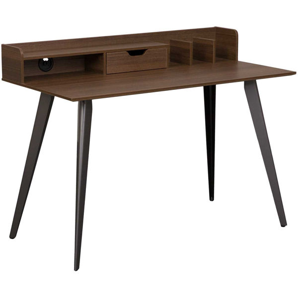 Picture of Tribeca Brown Desk