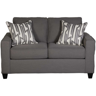 Picture of Lynx Charcoal Loveseat