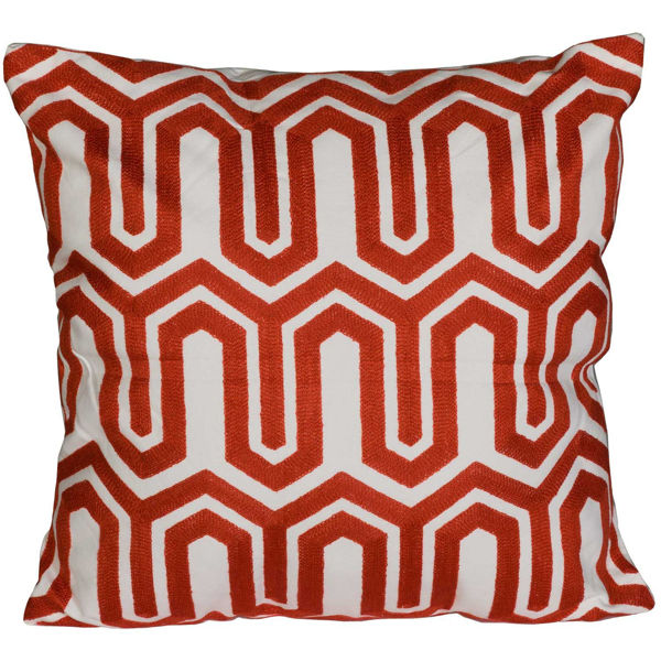 Picture of Constant Coral 18x18 Pillow *P